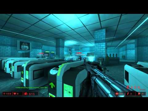 Killing Floor: Gun Game - Operation Metro W/ Commentary |