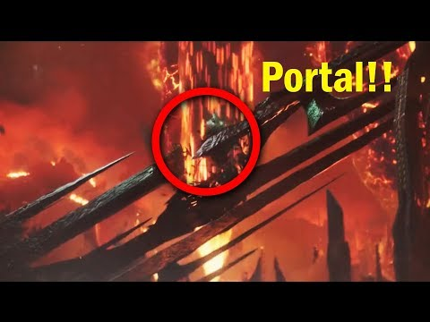 Hela did not die in Thor Ragnarok   Hela Escape Asgard   Marvel Thor Ragnarok 2017