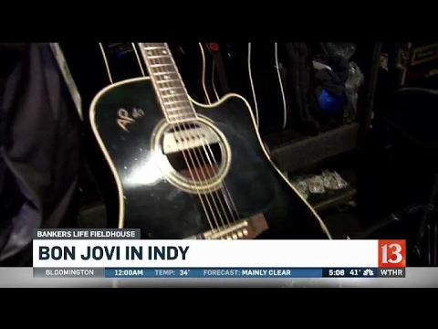 Bon Jovi in Indianapolis