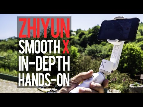 Zhiyun Smooth X Review: Best Budget 2-Axis Gimbal Yet
