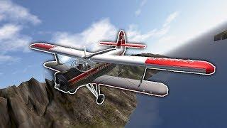 Super Slow OLD PLANES  -  Simple Planes  -  Spotlight