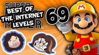 Super Mario Maker: Guilty Pleasures - PART 69 - Game Grumps thumbnail