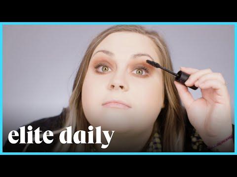 How To Do '90s Grunge Makeup (Courtney Love, Kristen Stewart...) In 5 Minutes | #Readyin5Challenge