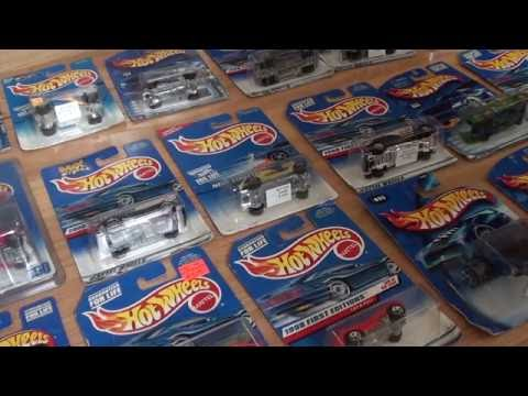 Hot Wheels Collector Finds Part 2 - Hot Wheels Video