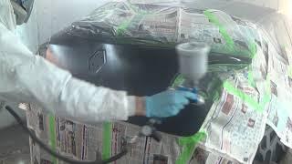 Как покрасить автомобиль своими руками — пошаговое ...