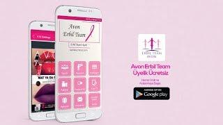 Avon Mobil Uygulamamız Yayında - Avon Erbil Team