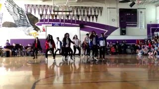 college park high school multicultural rally 2015 2016 kpop