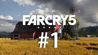 Far Cry 5 #1 первый взгляд.