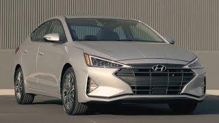 2020 Hyundai Elantra Sedan Introducing