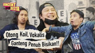 OTONG KOIL PERNAH DILEMPAR TOMBAK SAMA FANS CLUBEIGHTIES!!