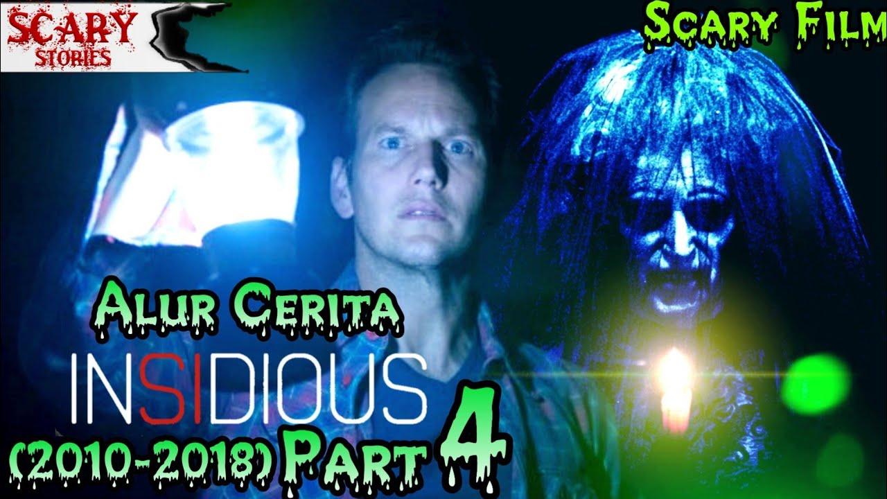 Alur Cerita INSIDIOUS Part 4 (2010-2018)