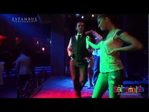 SOCIAL | SON | TANIA CANNARSA & HAMIT ERENTURK | 2. ISTANBUL PERFORMANS LATIN FESTIVAL