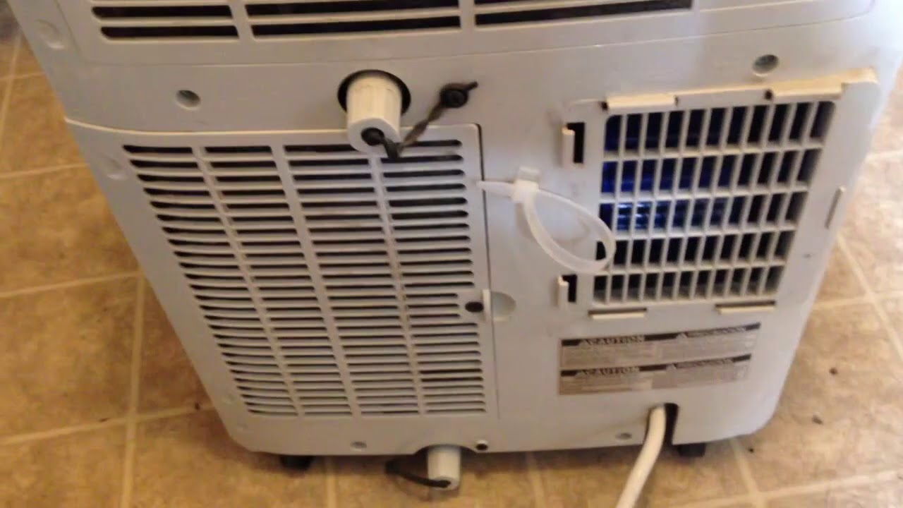 Ac Not Blowing Cold Air >> How To Fix Portable Lg 8 000 Btu Ac Not Blowing Cold Air Lp0817wsr