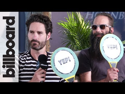 Capital Cities Play 'Never Have I Ever' at Billboard Hot 100 Fest 2017