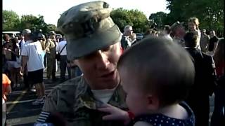 35 Soldiers return home from Afghanistan to Hartford