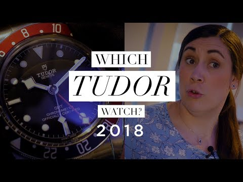 Tudor Watch Showcase: Black Bay GMT Black Bay 36mm 1926 39mm Black Bay S&G