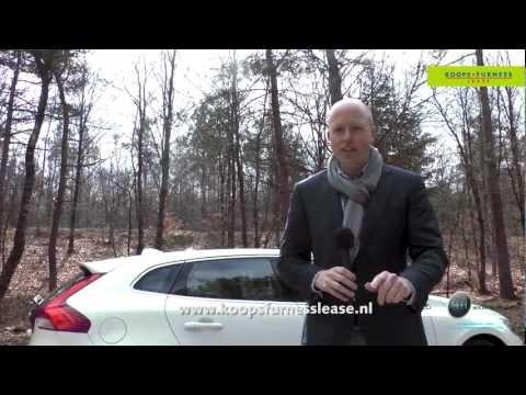 Volvo V40 D2 Base 14% bijtelling review