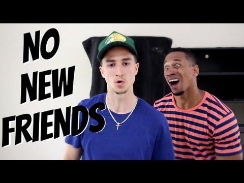 """He Got A """"N*gga Pass""""? No New Friends [Parody]"""