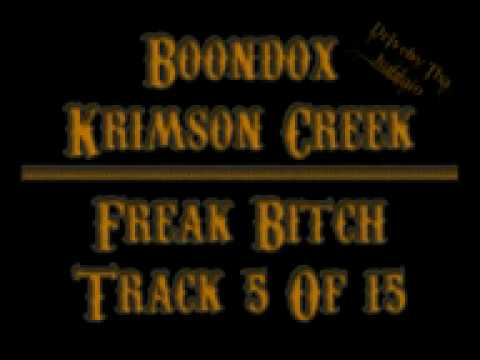 Boondox Freak bitch.3gp