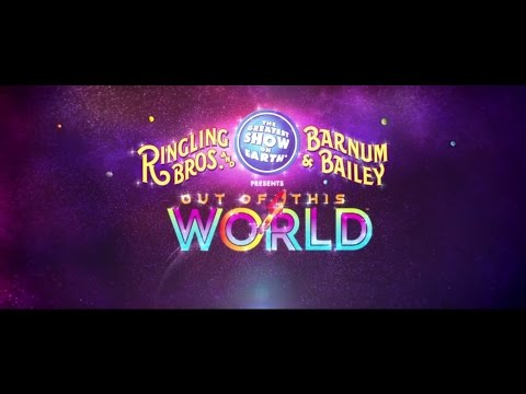 Learn more about Ringling Bros. Out Of This World experience!