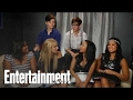 Glee: Cast Teases New Season | Entertainment Weekly video