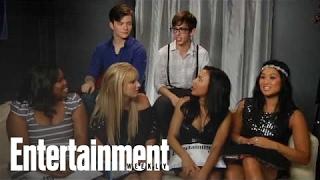 Glee: Cast Teases New Season | Entertainment Weekly