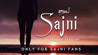 Sajni (Extended Version) - JalRaj | Jal - The Band | Latest Hindi Cover 2021