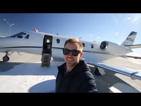 Chartering Private Vs. Flying Commercial