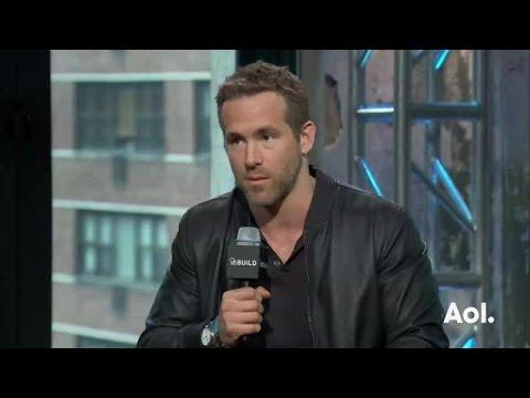 Ryan Reynolds on Helen Mirren