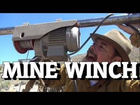 DIY Mine Winch - From Harbor Freight | Ask Jeff Williams