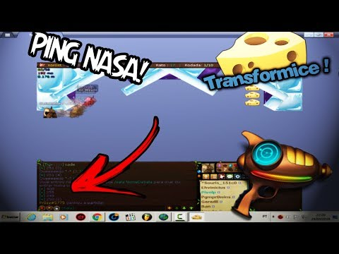 TRANSFORMICE | Crack para Pingzapper (LIMITADO!) [New Serie /2