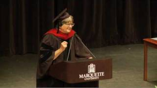 Sister Helen Prejean, CSJ, The Difference Network, Marquette University
