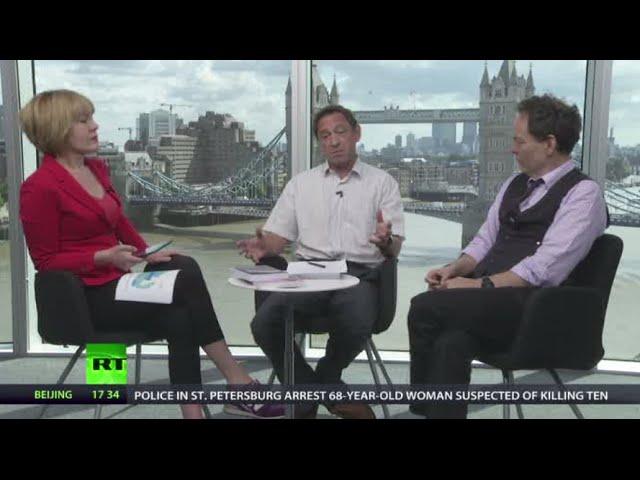 Keiser Report: The Precariat - The Dangerous New Class (E791)