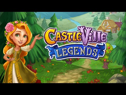 Castleville Legend - Level 36 - iPad / iPhone / Android