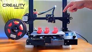 Creality Ender 3 Pro - 3D Printer - More Upgrades