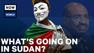What's Going On In Sudan? | Nowthis World