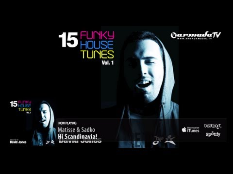 Out now: 15 Funky House Tunes, Vol. 1 - Selected by David Jones