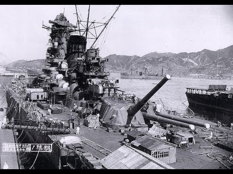 Top 5 Battelships World War 2 [HD]