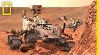 Bethany Ehlmann: Commanding Robots on Mars | Nat Geo Live