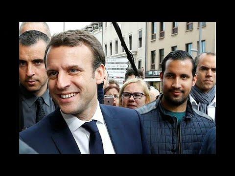 حارس ماكرون المطرود يلغي زفافه بعد اتهامات بالتعدي على متظاهر…  - نشر قبل 7 ساعة