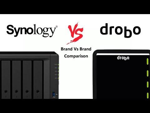 Synology NAS Versus Drobo NAS - Brand Vs Brand Comparison