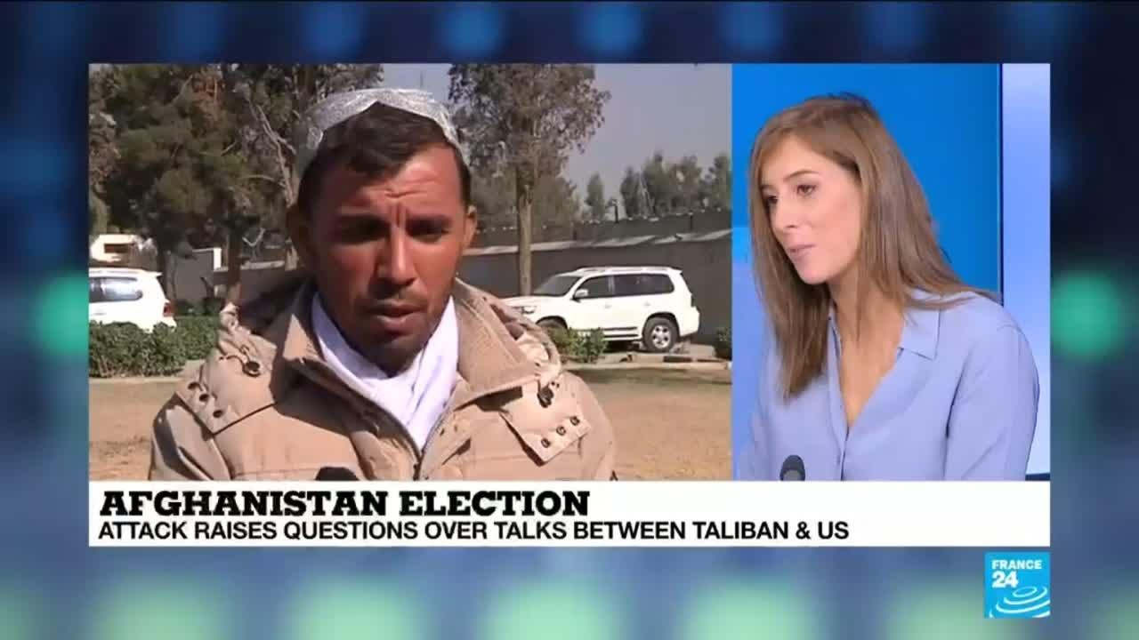 فرانس 24:Afghanistan attack: