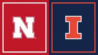 First Half Highlights: Nebraska at Illinois | B1G Football