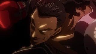 TVアニメ『メガロボクス』 ファイナリストPV ペペ・イグレシアス