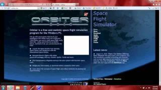 How to install Orbiter Flight Sim 2010