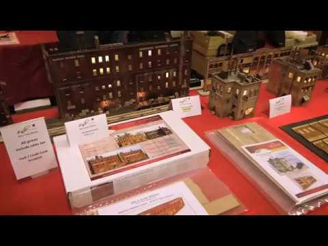 Woodstock Model Train Show April 22nd 2018 Ontario Collector Shows