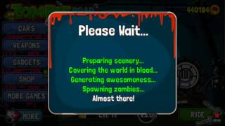 Ll Best Gaming Ll Zombie Road Trip Hacked !!!! Unlimited Gaming 😍
