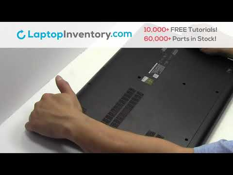 Battery Replacement Lenovo IdeaPad 110-15ACL. Fix, Install, Repair 110-15IBR 110-15ISK 80TJ 80T7