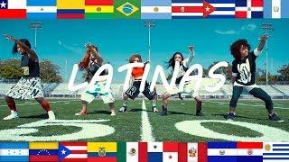 Смотреть клип Doble - Latinas