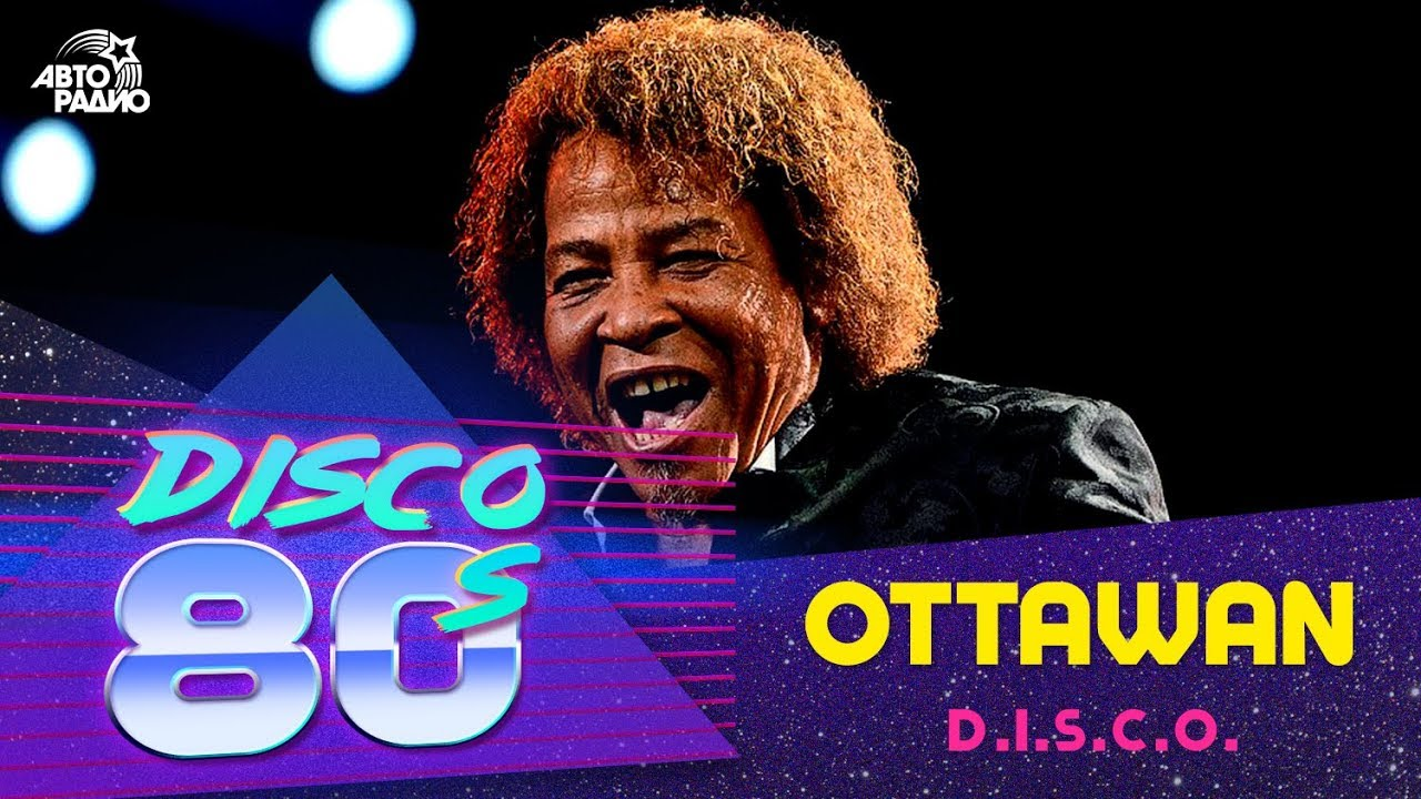 Ottawan - D.I.S.C.O. (Disco of the 80's Festival, Russia, 2013)